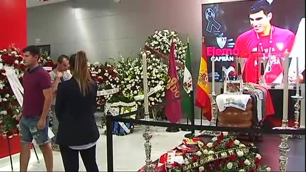 Sevilla se despide de José Antonio Reyes