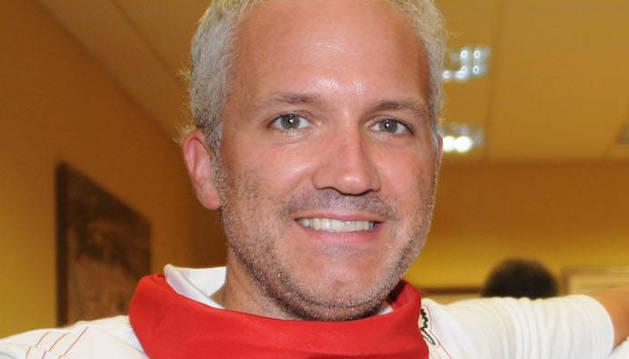 El socialista Carlos Alcuaz.