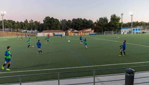 La empresa de los campos de Santa Quiteria pagará 400.000 € a Tudela