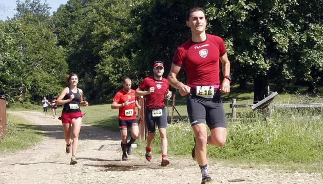 Xabier Zarranz y Enara Oronoz se impusieron en la distancia de 26 kilómetros; Makazaga y Ramírez de Alda, en 12,5.