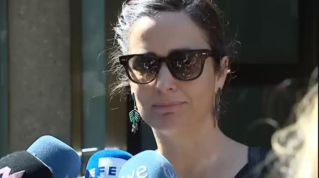 Familiares y colegas de profesión despiden a Chicho Ibáñez