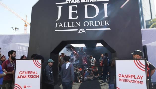 'Star Wars Jedi Fallen Order' protagoniza la feria de videojuegos E3