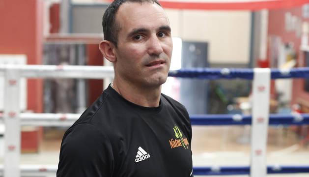 Rubén Díaz vuelve a pelear en Navarra dos años después.