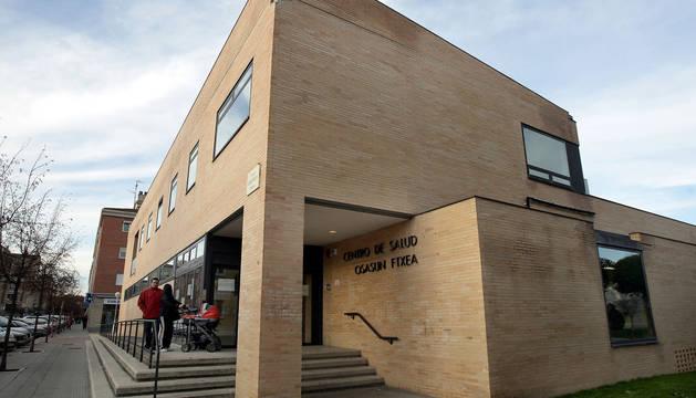 foto de Actual centro de salud de Zizur Mayor.
