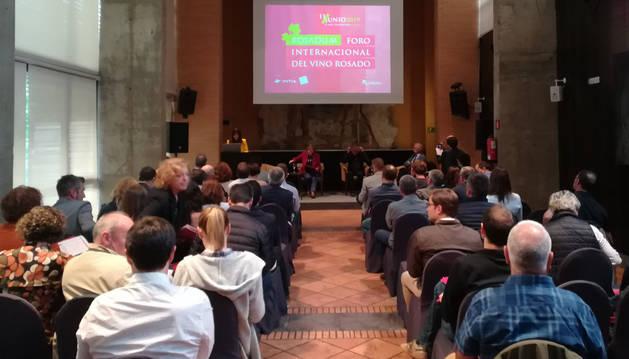 foto de Tudela acoge la celebración de Rosadum,el foro internacional del vino rosado