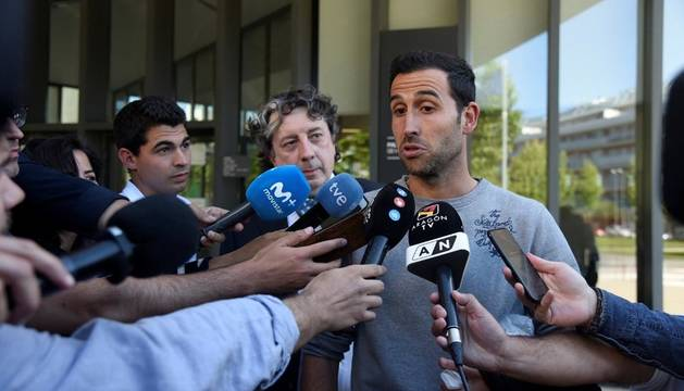 La Liga abre un procedimiento tras la confesión de Íñigo López por los amaños