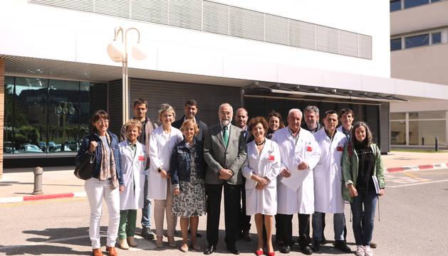 Concluyen las obras del nuevo Centro de Salud Mental de Estella