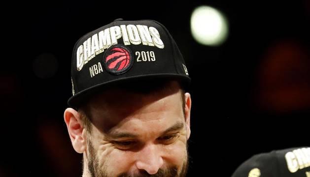 Toronto Raptors conquistan la NBA