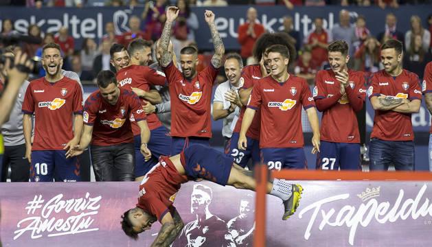 Osasuna y Levante ultiman el traspaso de Rubén García