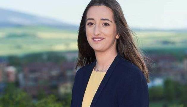 Amaya Larraya, de Navarra Suma, nueva alcaldesa del Valle de Egüés.