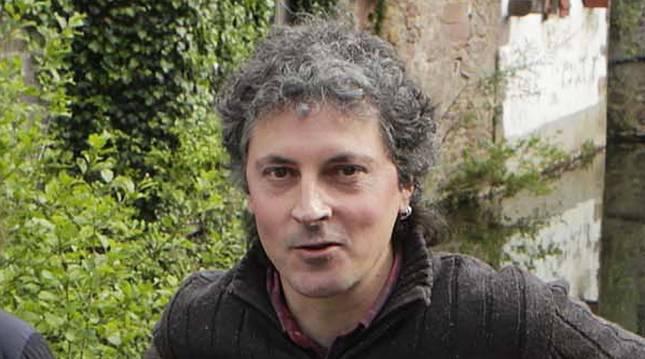 Joseba Otondo, alcalde de Elizondo.