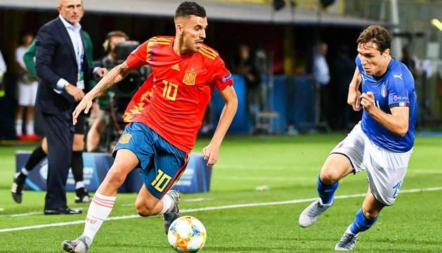 España sucumbe ante Italia y ya no tiene margen de error
