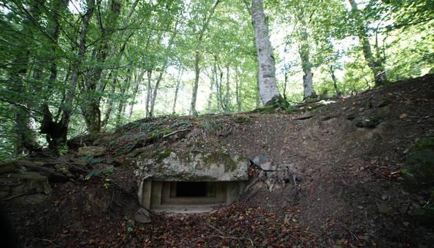 El documental sobre los búnkeres de Franco en Burguete, primer premio de cine arqueológico
