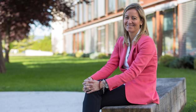 María Mora Catalá, nueva gerente del Cima Universidad de Navarra
