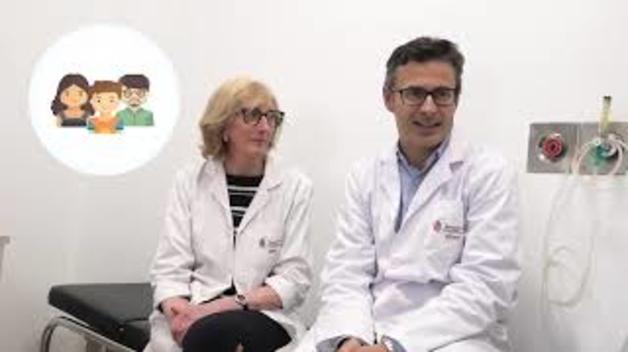 Vídeo sobre las especialidades en Pediatría