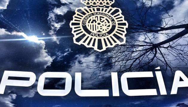 La Policía Nacional se encarga de esta operación