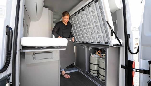 Nueva camper Grand California de Volkswagen