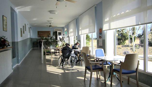 Residencia Municipal Hogar San José de Corella.