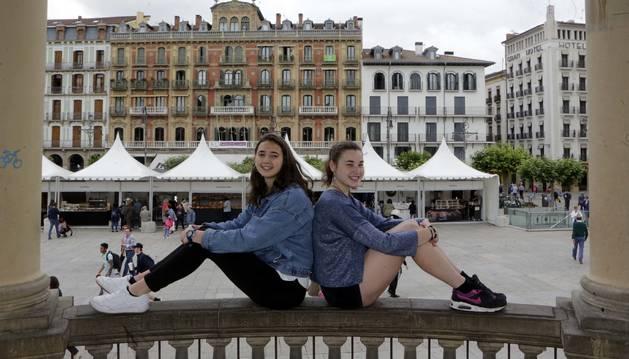 Olaia Luzuriaga y Nerea Gil, jugadoras del Beti Onak y Malkaitz respectivamente, ya han jugado juntas anteriormente en campeonatos nacionales.