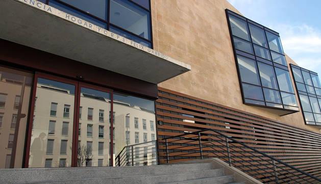 Centro de rehabilitación psicosocial Félix Garrido en Sarriguren.