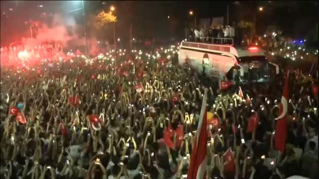 El candidato opositor a Erdogan gana la alcaldía de Estambul