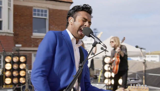 Jack Malik (Himesh Patel), protagonista de 'Yesterday'.