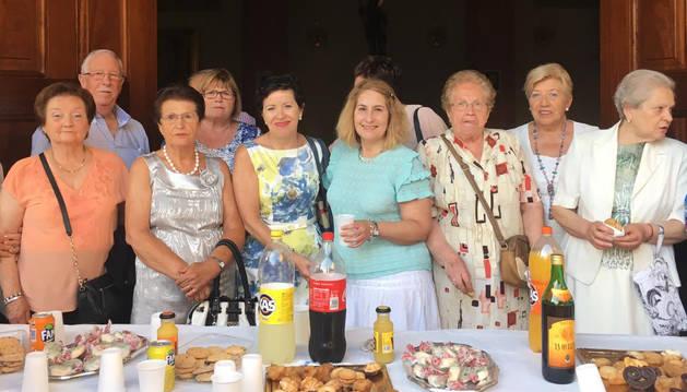 Celebración del aniversario de la basílica de la Virgen del Olmo.