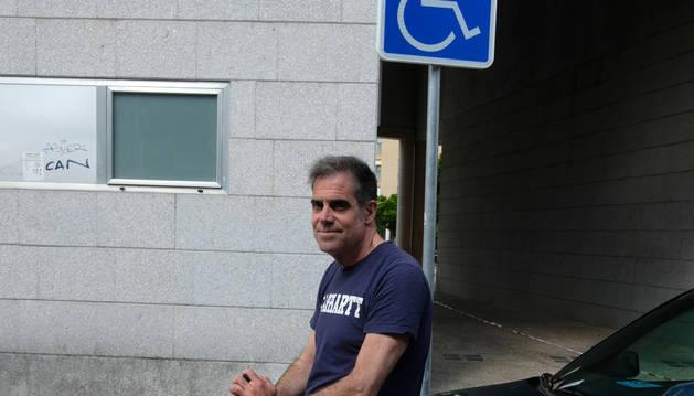 Juan Larreta, 51 años, impulsor de la iniciativa #okupasmotorizados.