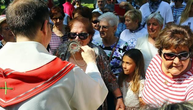 Más de 6.000 alsuarras se reunieron este sábado para celebrar a San Pedro en un día caluroso de verano lleno de tradición.