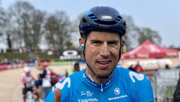 El navarro Imanol Erviti vuelve a formar parte de las filas del Movistar Team para el Tour de Francia.