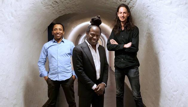 El grupo Ramón Valle Quartet, que actúa este 9 de julio junto a Perico Sambeat.