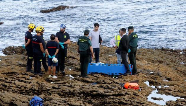 foto de Un buceador ha fallecido cuando practicaba pesca submarina en Punta Cabicastro