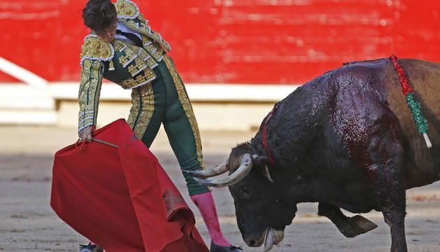 Maya presidirá la corrida del día 7 y delega el resto en Navarra Suma, PSN y Geroa Bai