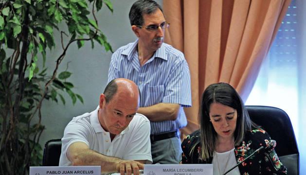Críticas en Barañáin por el aumento del sueldo de la alcaldesa de NA+