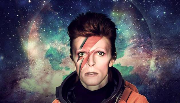 David Bowie, autor de 'Space Oddity'.