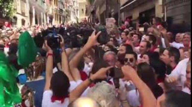 Incidentes en la calle Curia