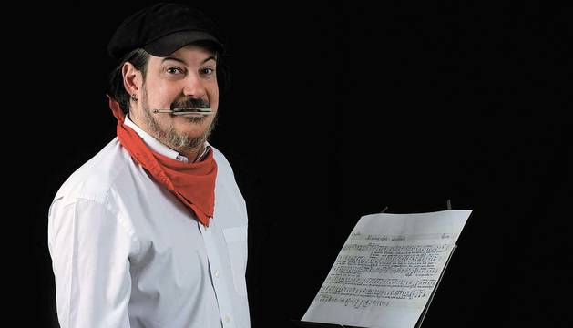 """David Guindano: """"Hacen una labor enorme de difusión del repertorio"""""""