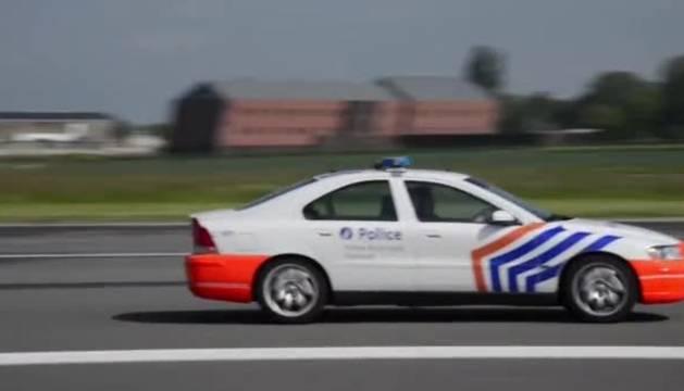 La Policía Federal belga quiere contratar a personas con antecedentes penales