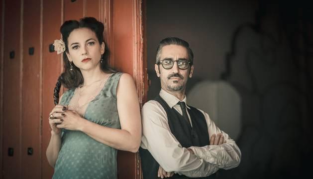Leonor Watling y Alejandro Pelayo, de Marlango, presentarán su nuevo disco, 'Technicolor'.
