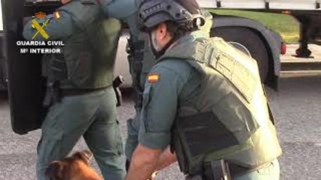 Detención de un yihadista exconvicto en Pamplona