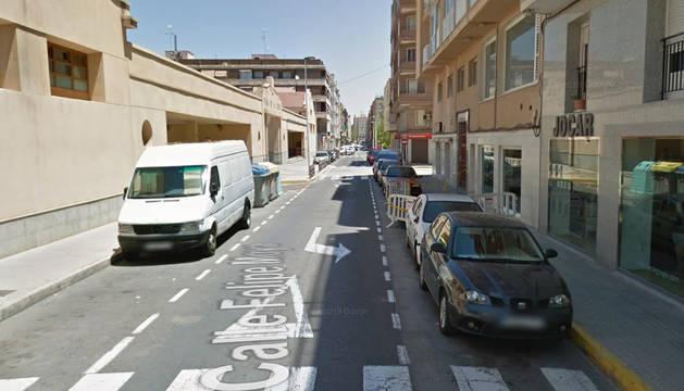 Calle Felipe Mayo