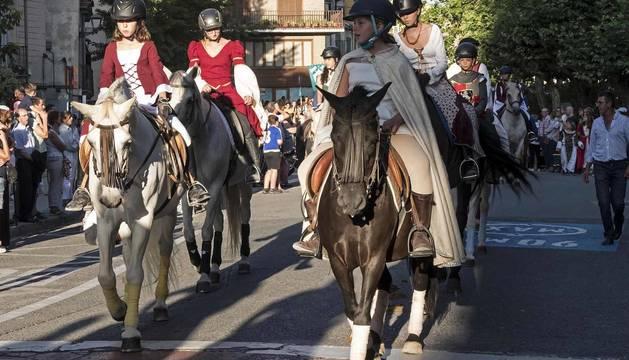 Fotos de la XXII Semana Medieval en Estella