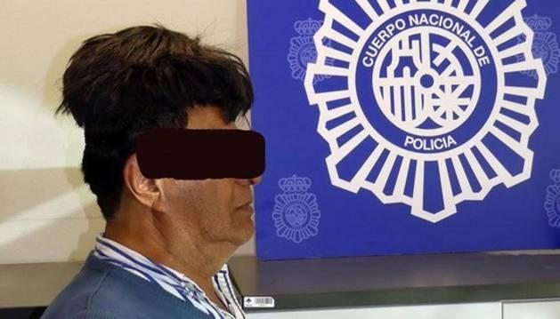 Interceptado en Barcelona con medio kilo de cocaína bajo el peluquín