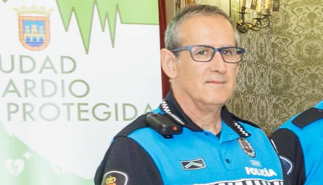Juan Cruz Ruiz Gomara, en una imagen anterior.