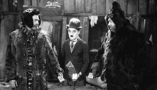 'La quimera del oro' de Chaplin, este viernes en el ciclo de Charlot en Condestable