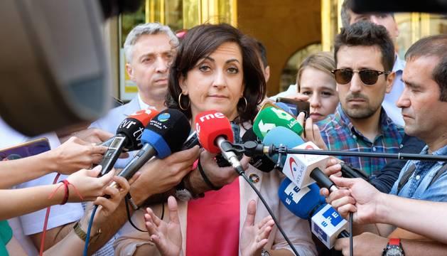 Podemos trunca el Gobierno del PSOE en La Rioja al volver a votar 'no'