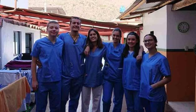 Siete estudiantes de Medicina de la UN viajan a Perú para enseñar a salvar vidas
