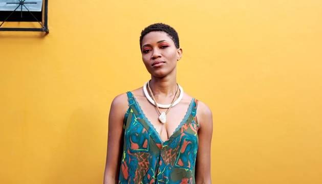 La cantante brasileña Luedji Luna