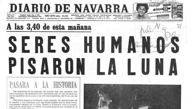Diario de Navarra lo contó ese mismo día