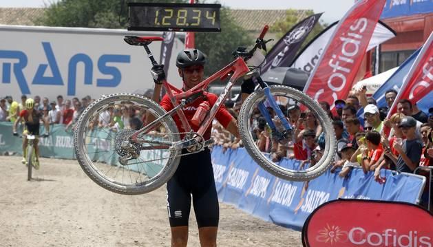 Carrera disputada en Navarra desde el viernes 19 al domingo 21 de julio.